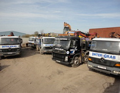 Grab Lorry Hire Trucks