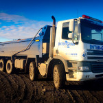 Inter-grab Tipper Lorry